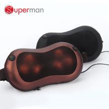 Masseur Shiatsu Oreiller avec chaleur pour le cou, les épaules et les pieds - Idéal pour la relaxation, le relâchement de la tension et le soulagement de la douleur