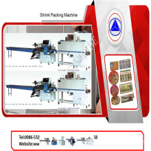 Manufacture Bottles Shrink Packing Machine
