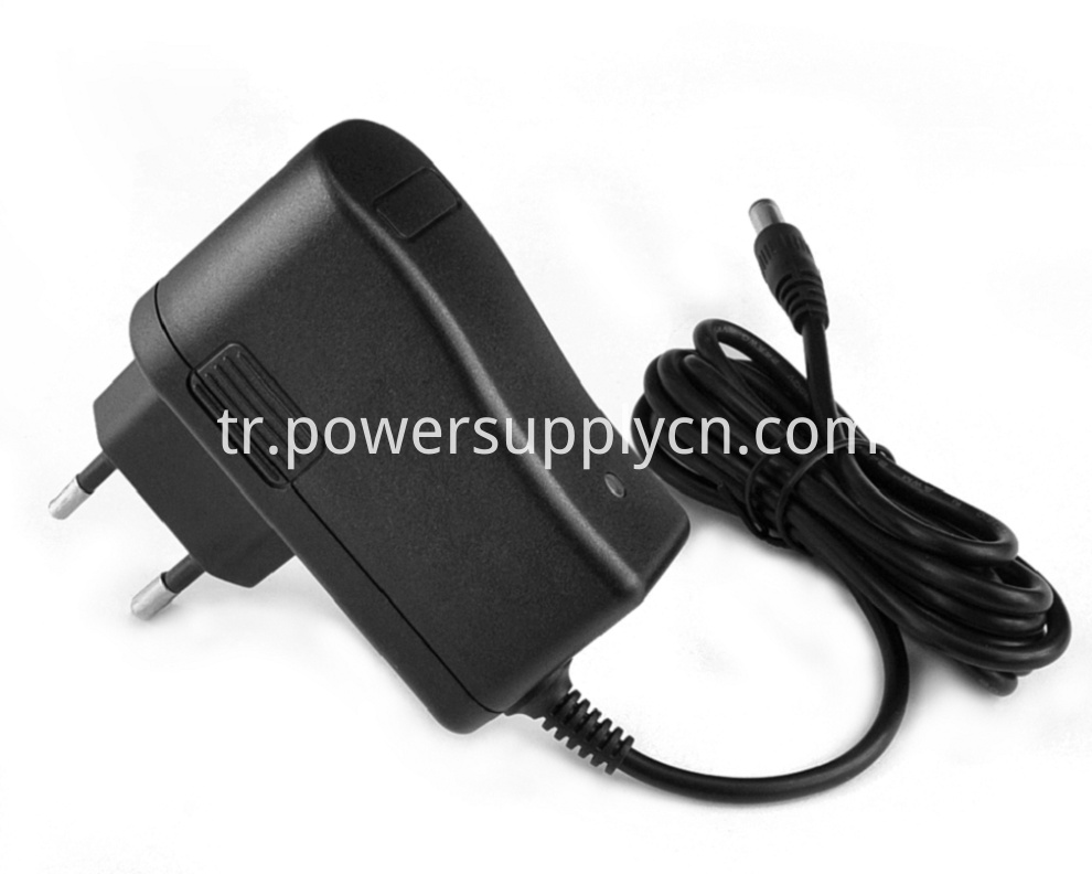12W 6V2A power Adapter US UK EU AU Plug
