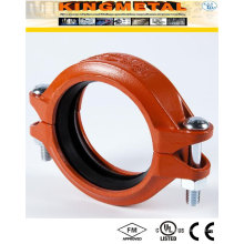 Grooved Fire Fittings Rigid Coupling for Fire System