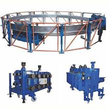 Spiral Silo Grain Bins & Grain Storage Machine