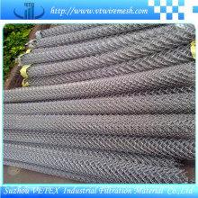 Malha de esgrima de elo de ligação alcalina-resistente
