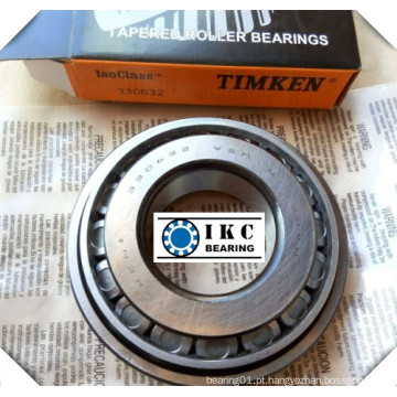 Rolamento de rolo cônico do cubo da roda de automóvel SKF Timken 330632 C / Q, 330632c / Q