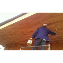 Revestimento exterior ocidental do cedro vermelho ocidental do fabricante com revestimento da pintura