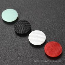 Boutons analogiques multicolores de chapeau de manette de vue 3D pour PSP1000 pour la réparation de console de PSP 1000 Repalcement