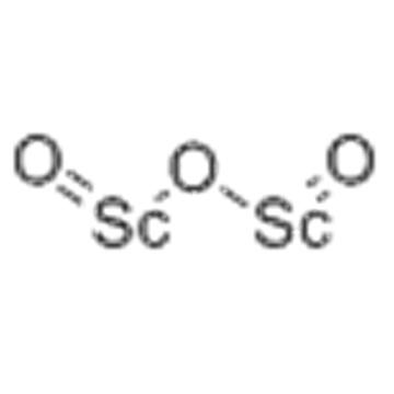 Scandium oxide (Sc2O3) CAS 12060-08-1