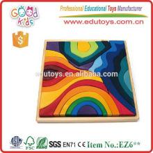 2015 Nouveaux produits Ensemble de blocs de construction de 23 pièces Ensemble de puzzle coloré pour enfants 3-4 ans