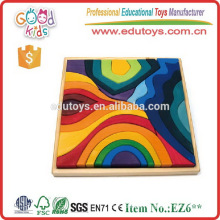 2015 New Products 23 Pieces Building Blocks Set Colorful Puzzle Game for kids 3-4 years