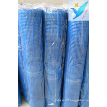 10mm*10mm 90G/M2 Concrete Glass Fiber Net Mesh