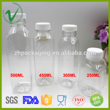 Hot sale cold press juice plastic bottle company na China