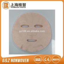 pink camellia facial mask sheet camellia plant fabric mask