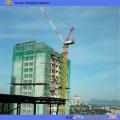 Alta qualidade China fábrica Luffing Jib Tower Cranes