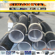 Raccord en acier au carbone sans soudure Asme A234 Wpb 5D Bend