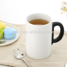520cc ceramic mug for sale with silicone handles