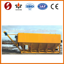 Portable cement silo tank