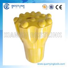 Brocas de botones de rosca Bestlink para perforación de roca