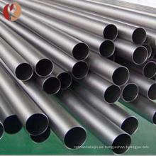 tubo de titanio grado 5 ti 6al 4v