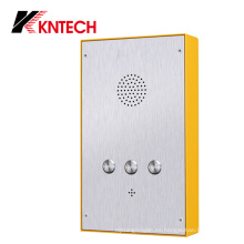 Koontech Emergency Security Alarmtelephone Sistemas de seguridad Knzd-48