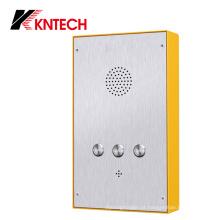 Koontech Emergency Security Alarmtelefone Sistemas de Segurança Knzd-48