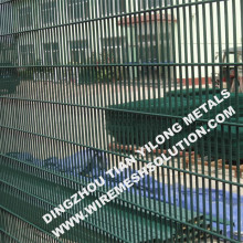 358 Anti Climb High Security Fence