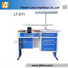 Metal Dental Funiturer, Dental Lab Work Table