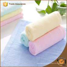 Venta al por mayor de fibra de bambú de bambú bebé toalla - lavado de baño impreso bebé