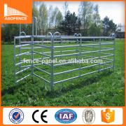 cheap cattle panels for sale/corral fence panels/farm handling equipment