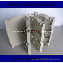 Caja de inyección de plástico molde de caja de alambre