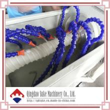 Línea de extrusión de producción de tubos espirales PE