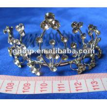 Diamond bridal tiara comb (GWST12-084)