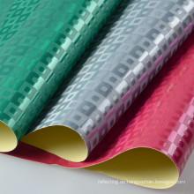 Hohe Helligkeit reflektierende PVC Platten schwarz