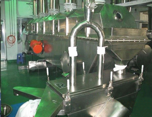Stainless Steel Square Vibrating Screen