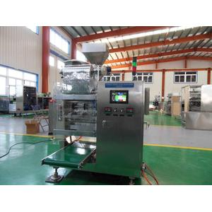 High speed strip packing machine