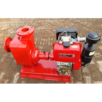 Pompa sentrifugal bahan bakar diesel self priming engine