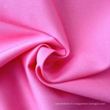 Tissu en élasthanne en coton Spandex (QF13-0236)