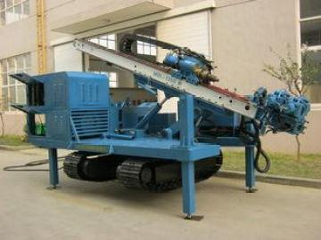 High Speed Jet Grouting Drilling Rig , Anchor Drilling Rig