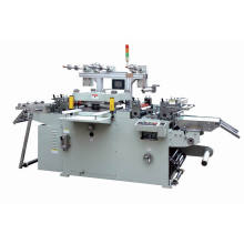 Adhesive Sticker DOT Die Cutting Machine with Punching Equipment