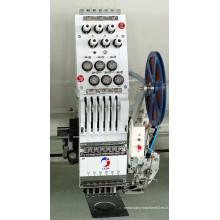 628 sola máquina de bordar de lentejuelas