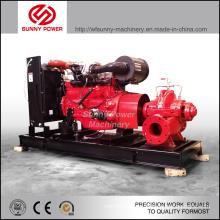 10inch Wasserpumpe für Feuerbekämpfung durch Dieselmotor angetrieben