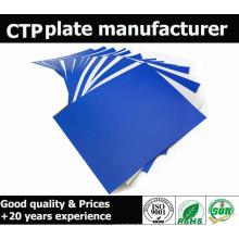 Impressão longa CTP