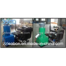 Máquina de pellets pequeña usada hogar portátil