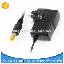 ac adapter 9v 1.3a regulated power supply pcb ac plug interchangeable adapter