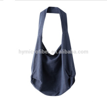 La bolsa de asas promocional de las compras de la ropa de algodón de los productos