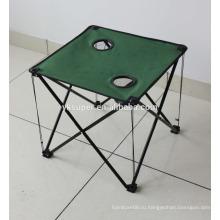 Наружная легкая ткань Складной стол для пикника