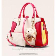 Genuine leather bags handbag famous brand leather handbags ladies purses and handbags HB4402
