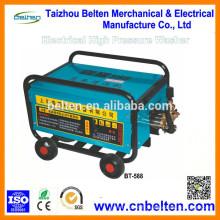 BT-588 1-3Mpa 30L / Min 220V 380V 2.5KW 50HZ 700-800R / Min Mini Rondelle électrique à pression sans fil