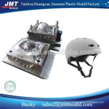 2015 China taizhou Professional Mold fábrica de injeção de Precisão de Bicicleta e skate e moto de plástico Capacete Mould Mais Popular