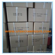 1.6mm Thickness Fiberglass Battery Separator 152*242*1.6mm