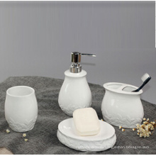 Классические аксессуары для ванной в стиле Икеа (комплект)