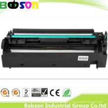 Toner noir compatible d'imprimante laser 84e pour l'unité de tambour de Panasonic Échantillon gratuit / prix favorable